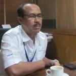 General Manager PT Angkasa Pura I Bandara Internasional Lombok (BIL), Pujiono. (Foto: Akhyar Rosidi/Lomboktoday.co.id)