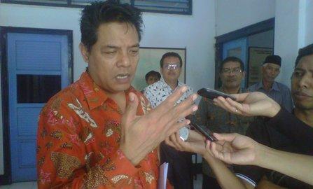 Wabup Lotim, H Khaerul Warisin. (Foto: Dimyati/Lomboktoday.co.id)