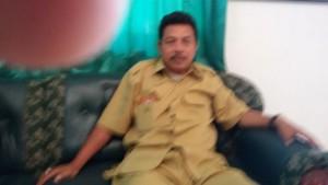 Zulkifli, Kepala Bidang Perlintan Dinas Pertanian dan Peternakan Lombok Timur.(foto: SR/Lomboktoday.co.id)
