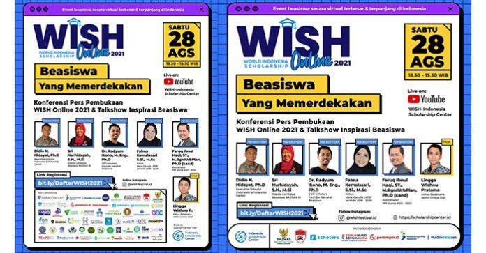 WISH Online 2021