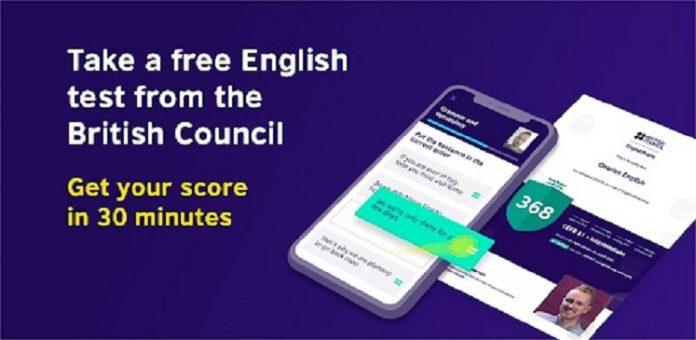 Aplikasi EnglishScore