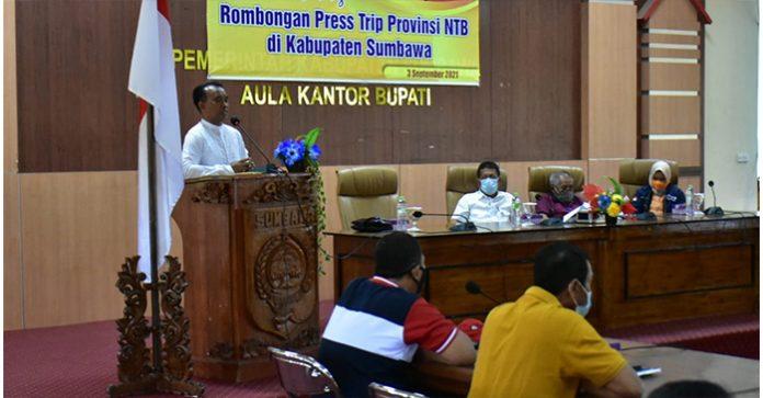 Press Trip di Sumbawa