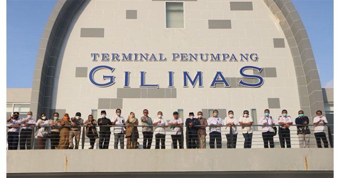 Kunjungan ke Pelabuhan Gili Mas