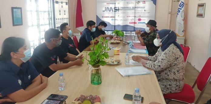 Vervak JMSI Bengkulu